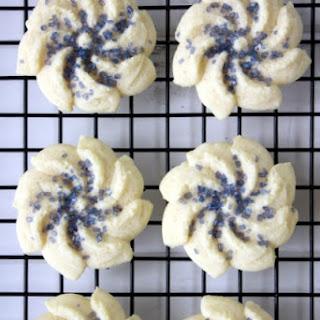 Norwegian Butter Cookies (Spritz).