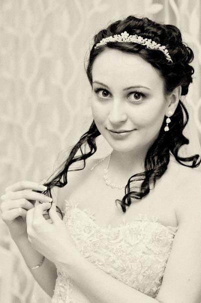 Лилия Салахова в Уфе