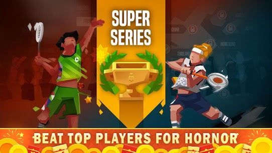 Badminton League Apk Mod (MOD, Unlimited Coins) 6