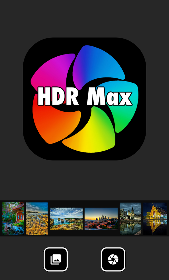 HDR Max - Photo Editor- screenshot