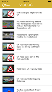 Highway Code 2016 screenshot 4