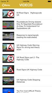 Highway Code 2016 screenshot 4