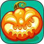 Halloween Town Bubble Shooter Icon