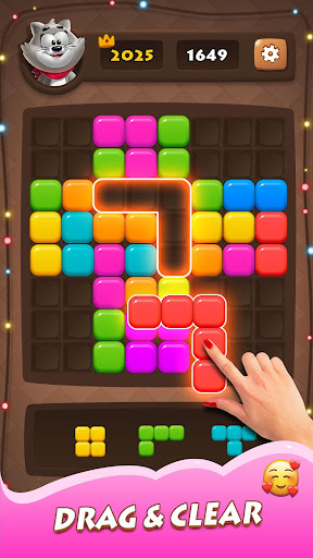 Puzzle Master - Sweet Block Puzzle apkmr screenshots 1