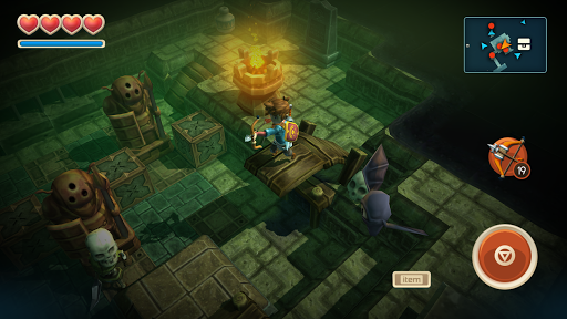 Oceanhorn ™ screenshot 9