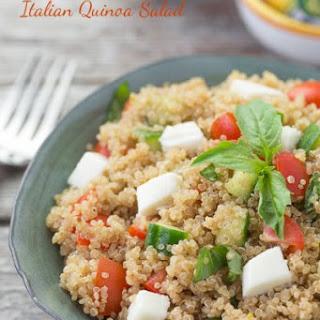 Italian Quinoa Salad