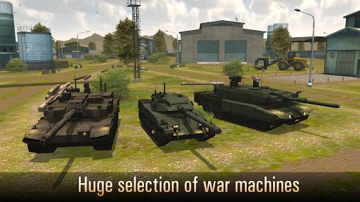 Armada: Modern Tanks - Free Tank Shooting Games 3.46.1 screenshots 2