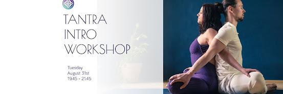 Tantra Intro Workshop - Aarhus  - Danish