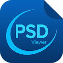 PSD viewer - File viewer for Photoshop icon