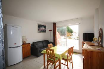 Appartement 3 pièces 40,77 m2