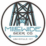 Logo for Mile Wide Beer Co.