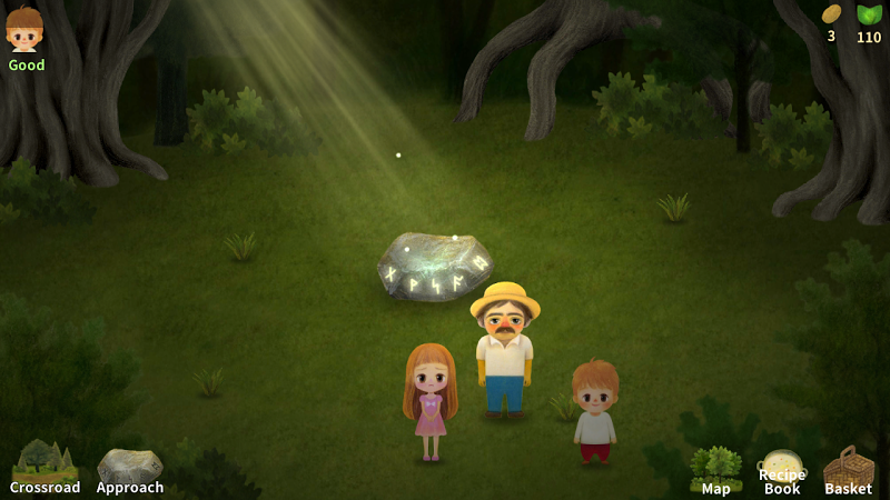 A Tale of Little Berry Forest: Fairy tale game Screenshot 3