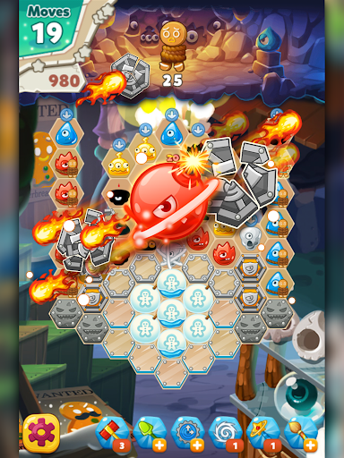 Monster Busters: Ice Slide screenshots 9