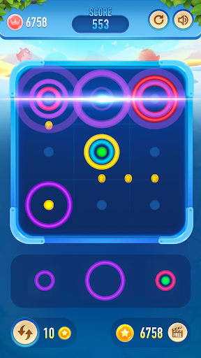 Crazy Color Rings android2mod screenshots 2