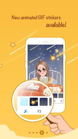 MomentCam Cartoons & Stickers 2.7.5 screenshot 93593