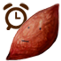 Sweet potato Alarm icon