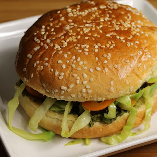 Veggie Burger (kala Chana Burger)