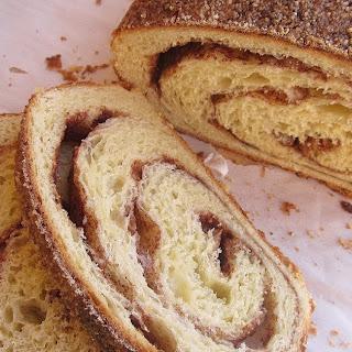 Cinnamon Swirl Brioche