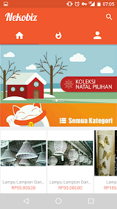Nekobiz - Jual Beli Handicraft screenshot 0