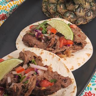 Air Fryer Tijuana Street Tacos Recipe