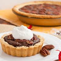 No Sugar! Low-Carb & Keto Chocolate Pecan Pie