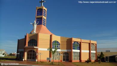 Photo: Chapadão do Sul - Igreja Matriz São Pedro Apóstolo