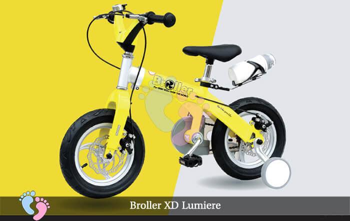 Xe đạp cho bé Broller XD Lumiere ss 5