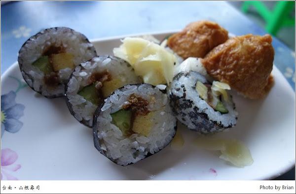 台南美食山根壽司。赤崁樓對面人氣平價日本料理