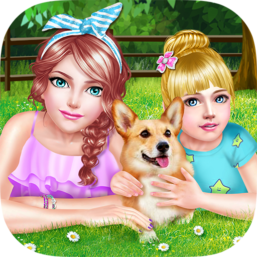 休閒App|Sweet Sisters Cute Pet Fun Day LOGO-3C達人阿輝的APP