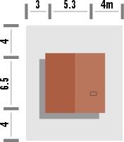 Domek 6 - Sytuacja