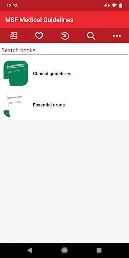 MSF Medical Guidelines 1.2.0 org.msf.medical.guidelines apkmod.id 2