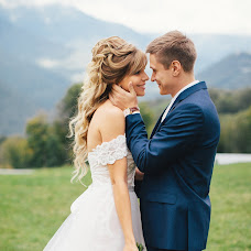 Wedding photographer Alina Nechaeva (nechaeva). Photo of 22.11.2016