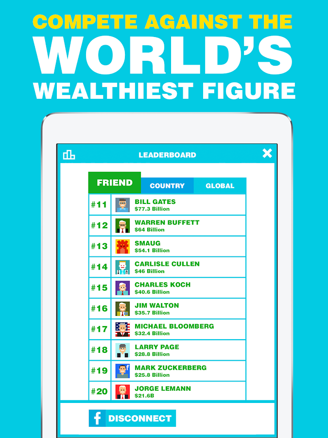 Billionaire Android Apps On Google Play