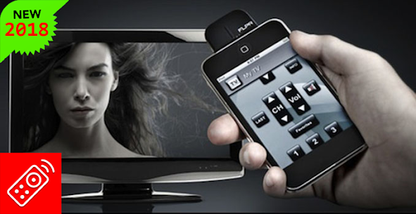 Tv Remote Control For All Tvs- IR Universal Remote 1.2.3 Mod APK Updated 1