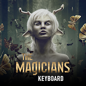 The Magicians Emoji Keyboard