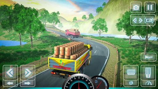 Indian Truck Driving : Truck Wala Game screenshots 11