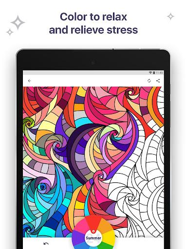 Coloring Book for Me & Mandala apk screenshot 9