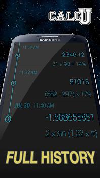 CALCU™ Stylish Calculator Free