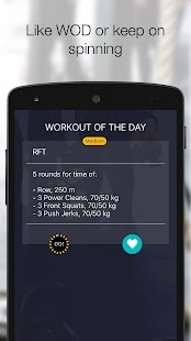 Crossfit wod roulette android apps on google play crossfit wod roulette screenshot thumbnail crossfit wod roulette screenshot thumbnail malvernweather Choice Image