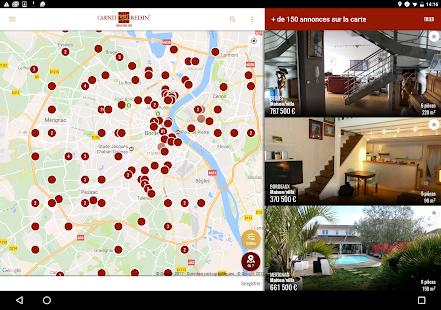 cabinet bedin immobilier apps on google play. Black Bedroom Furniture Sets. Home Design Ideas