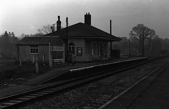 Photo: A grey December day (Dec 1972)