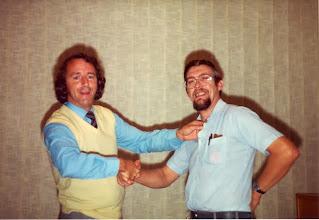 Photo: Serve'68 - Sieb Tuiten en Kees Cadel