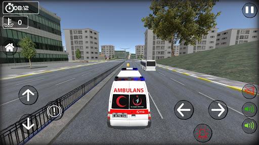 TR Ambulans Simulasyon Oyunu  screenshots 17