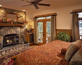 Photo: Exquisite lodging in the Adirondacks