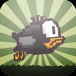 Flappy Crow X Icon