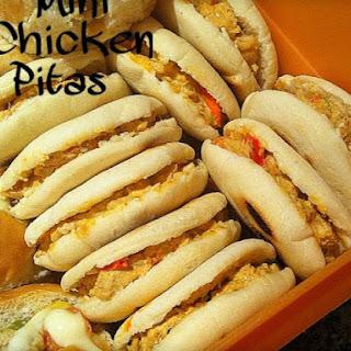 ~ Chicken Pita Filling ~