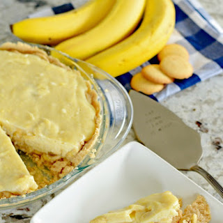 Banana Pudding Pie Vanilla Wafers Recipes