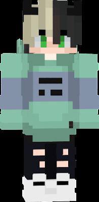 Eboy Minecraft Skin : minecraft