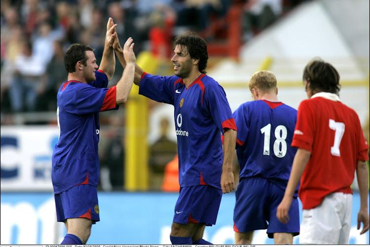 """Manchester United - Louis Saha se confie : """"Van Nistelrooy a fait pleurer Cristiano Ronaldo"""""""