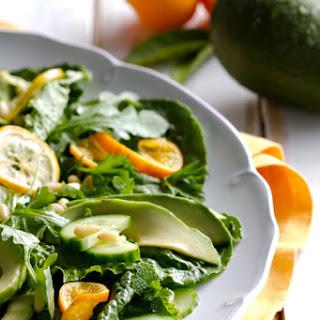 Caramelized Citrus and Avocado Salad